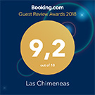 Booking.com Guest Review Awards 2018 - 9.2 / 10